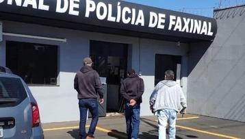 PC prende suspeito de roubo em Grandes Rios