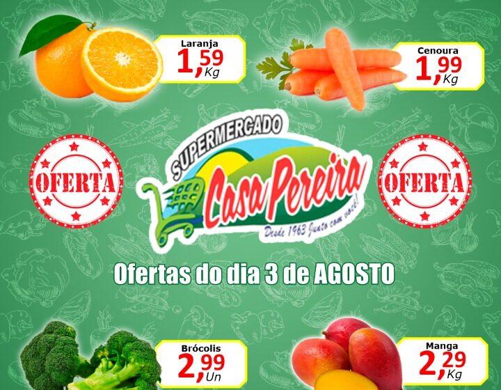 Ofertas da Casa Pereira/ Nova Plus