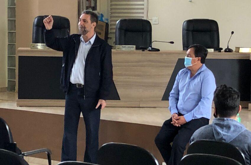 Ênio Verri visita Mauá da Serra e assegura recursos para pavimentação asfáltica, saúde e educação
