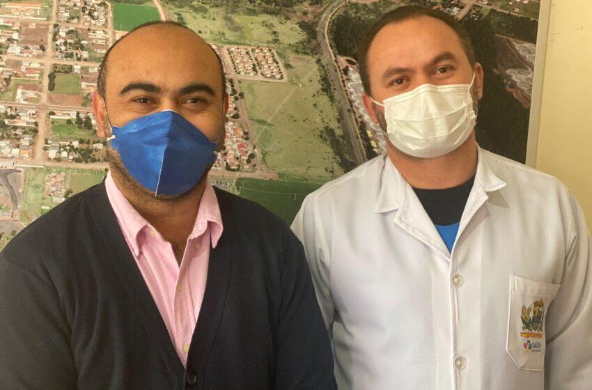 SAÚDE – Entrevista com os médicos Dr Odarlone e Dr Edinei Batista