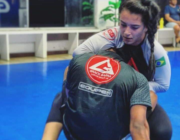 Ex-moradora de Borrazópolis participa de competição Sul-americana de Jiu-Jitsu
