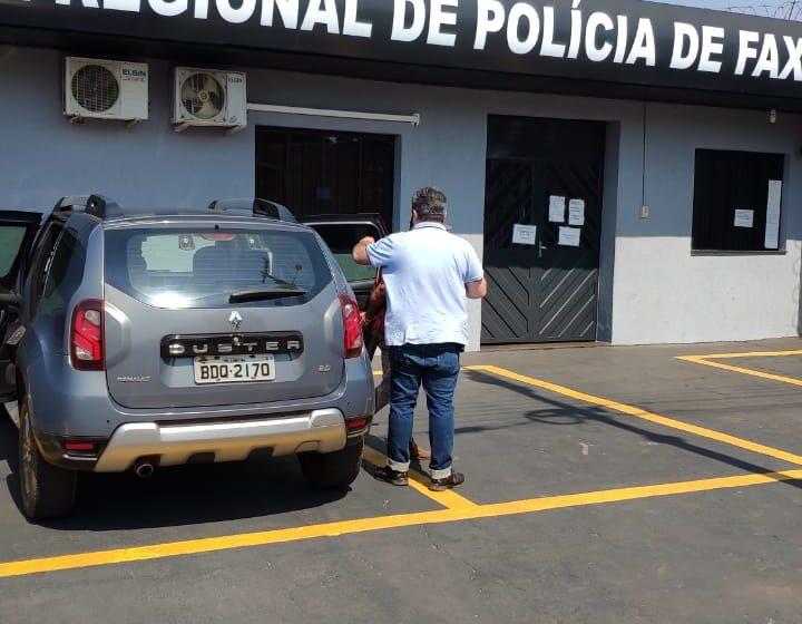 CRUZMALTINA – Polícia Civil prende homem em cumprimento de mandado de prisão