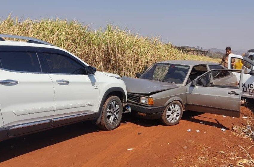 Polícia fecha cerco a assaltantes na região de Bom Sucesso