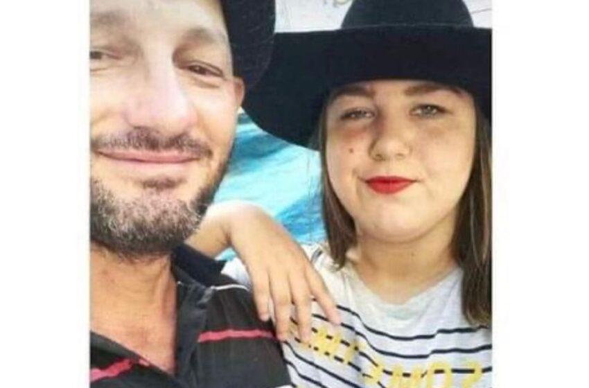 Pai e filha de Apucarana morrem em grave acidente de carro