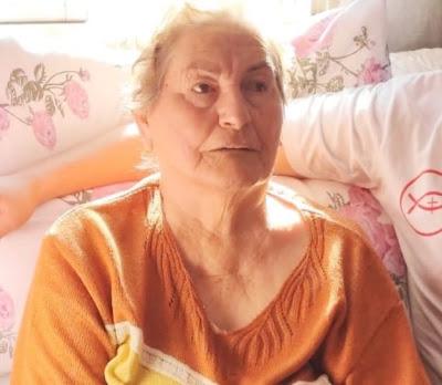 Falecimento em Borrazópolis da Senhora Antônia Tater da Silva