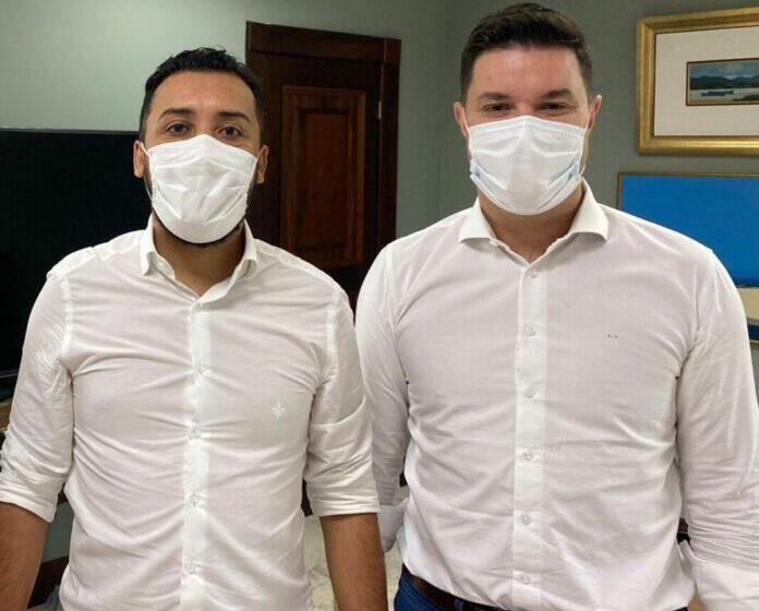 MARINGÁ – Deputado Soldado Adriano José lança Guto Silva como pré-candidato a senador