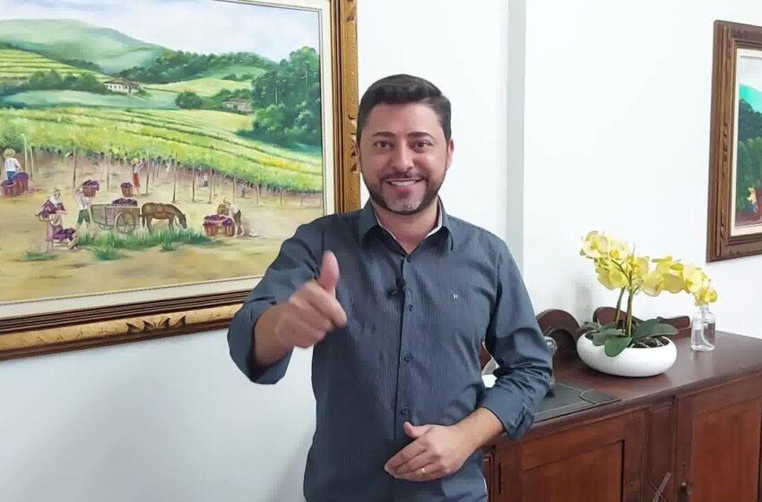 Prefeito de Jandaia do Sul anuncia cadastro do auxílio emergencial para setores de eventos