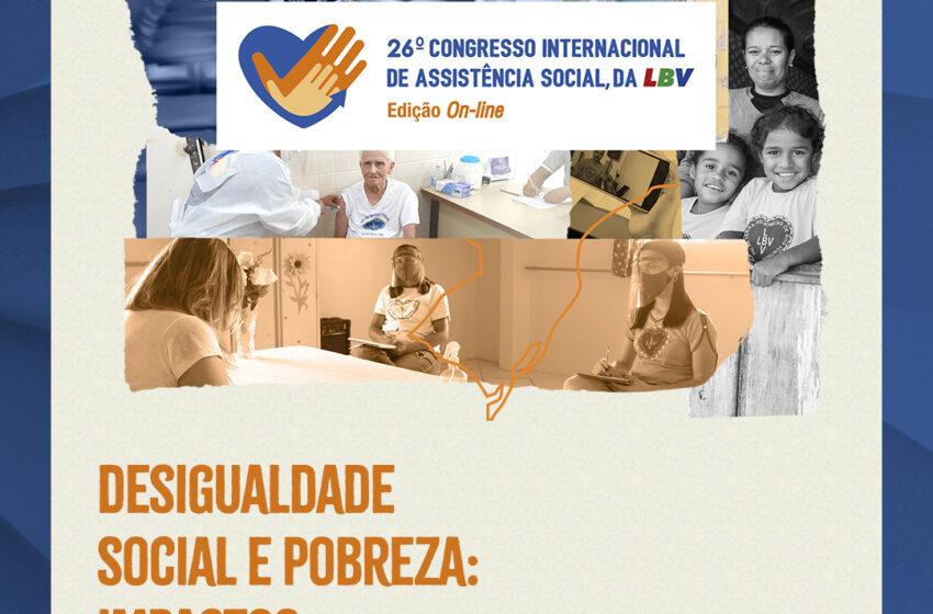 26º Congresso Internacional de Assistência Social da LBV