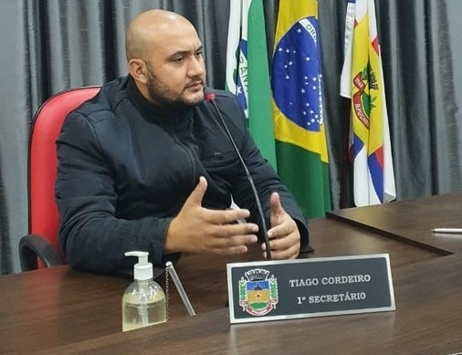 Juíza mantém mandato do vereador Tiago Cordeiro de Lima em Apucarana