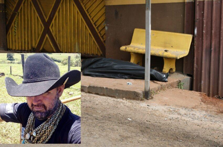 Suspeito de matar Kelvin Trovador foi preso em Jandaia do Sul