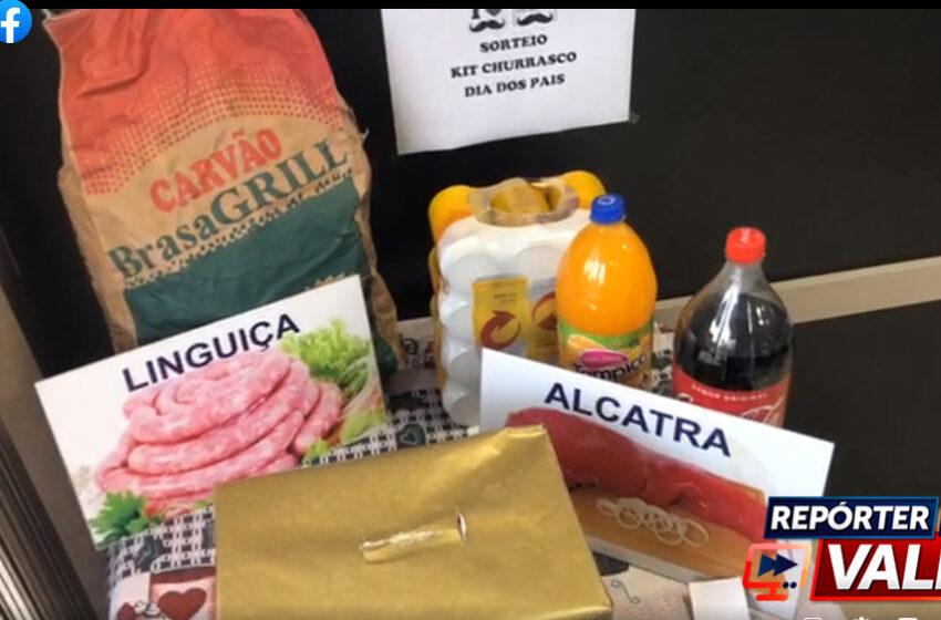 Casa Pereira/ Nova Plus realiza sorteio de um Kit Churrasco especial Dia dos Pais
