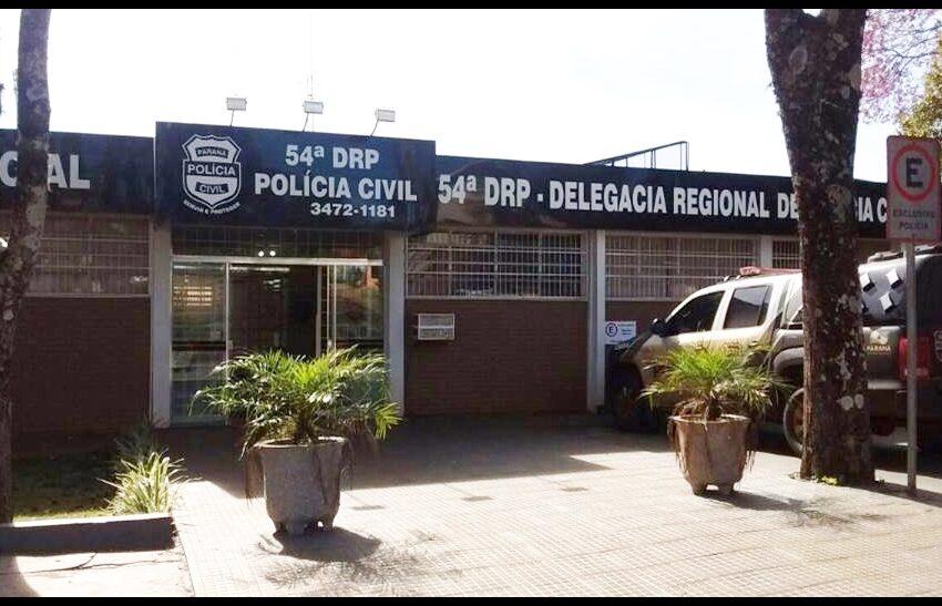 Suspeito de estuprar mulher com deficiência mental foi preso em Ivaiporã