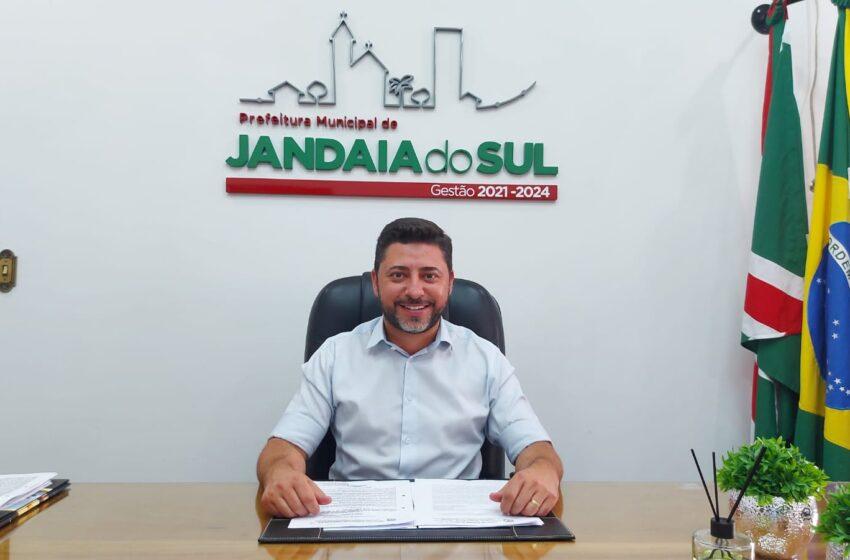 Lauro Junior fecha pacote de projetos decisivos para o desenvolvimento de Jandaia do Sul
