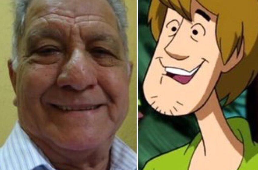 Mário Monjardim, dublador do Salsicha, morre três dias após Orlando Drummond, que deu voz ao Scooby-Doo