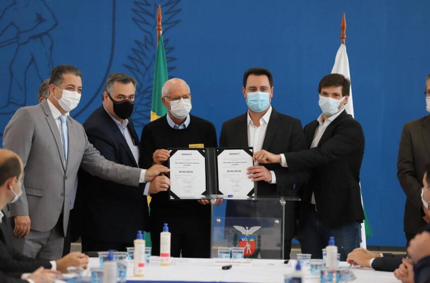 Com novos convênios, Governo amplia investimento e oferta de serviços em hospitais do Norte