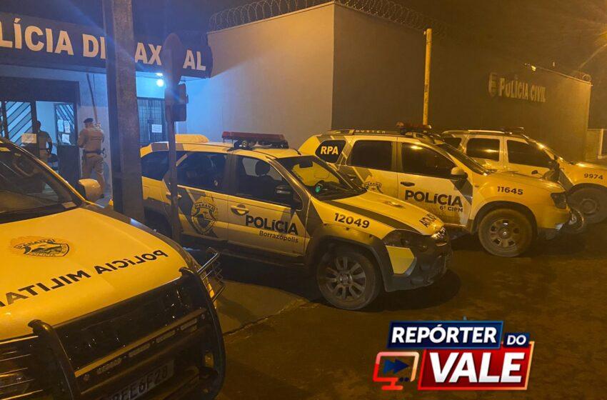 VÍDEO – Em entrevista o Dr. Ricardo Mendes de Faxinal, fala das ações da Policia Civil