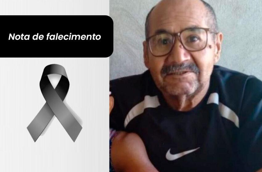 Prefeitura de Rio Bom emite nota de pesar pelo falecimento do professor José Nilo de Carvalho