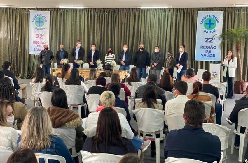 Ivaiporã lança programa regional Mais Cuidado + Saúde