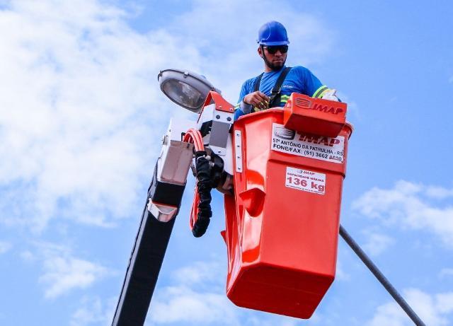 Cautelar suspende licitação de Apucarana para manutenção da iluminação pública