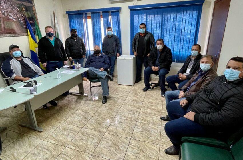 Deputado visita Ariranha do Ivaí, São João do Ivaí e Godoy Moreira no Vale do Ivaí