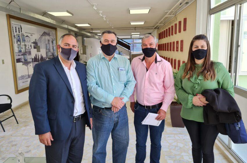 Secretário de Saúde recebe demandas de São João do Ivaí e Ivaiporã