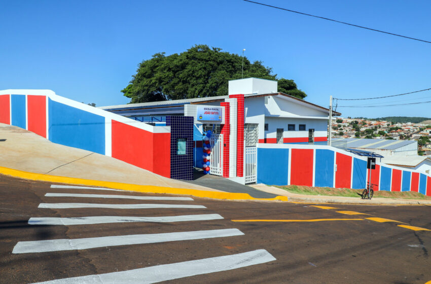 Apucarana contrata novos servidores para os centros infantis e escolas municipais