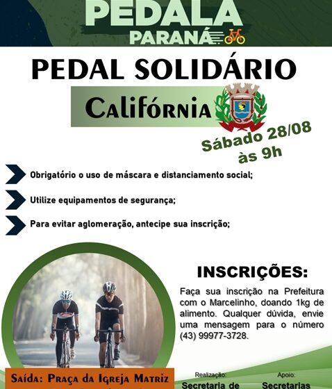 Pedal Solidário de Califórnia