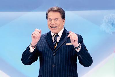 Silvio Santos foi internado no hospital com Covid
