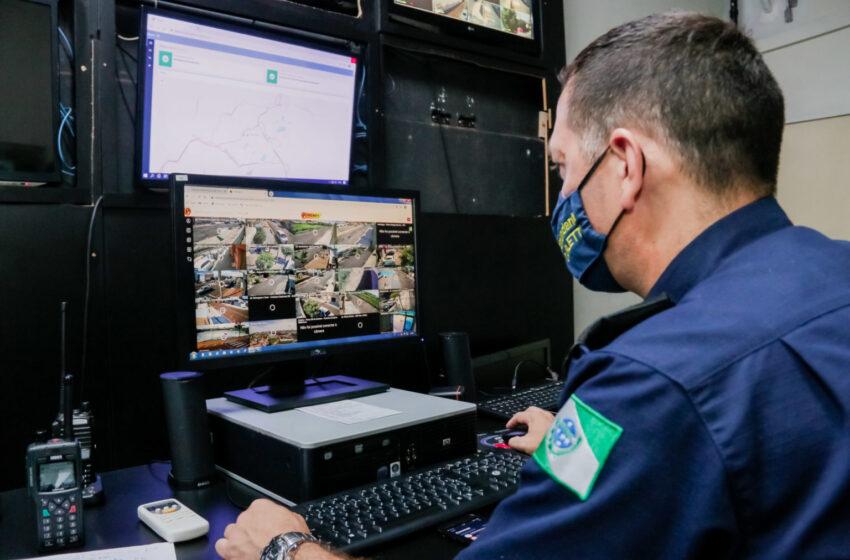 Apucarana vai instalar câmeras de reconhecimento de veículos