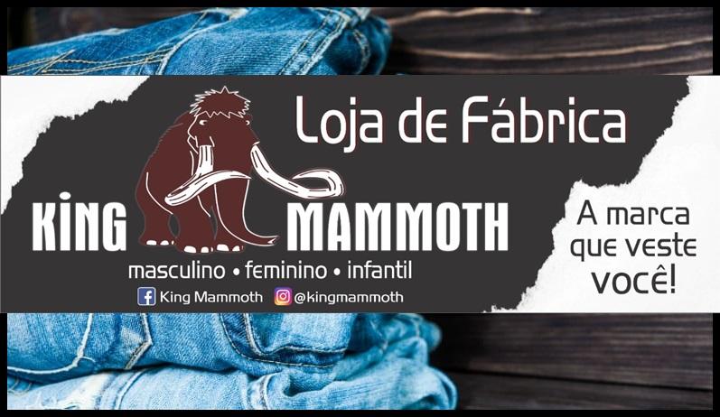 Borrazópolis passa a contar com a Loja King Mammoth; Revendendo mais barato por ser loja de fábrica