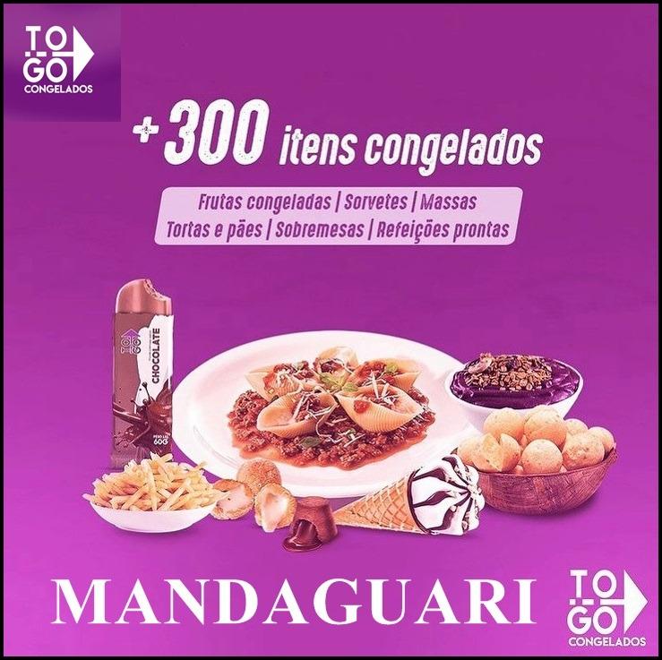 To Go Congelados Mandaguari