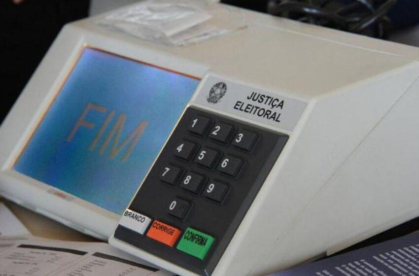 Não há evidência de fraude e urna eletrônica é segura, afirmam peritos da Polícia Federal