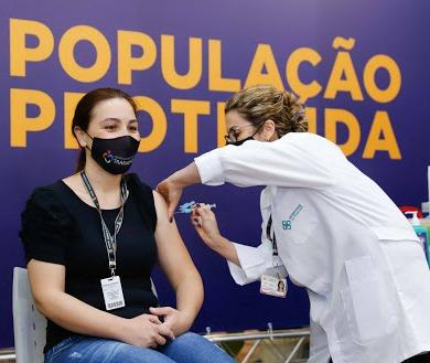 TCE-PR sugere às prefeituras busca ativa de quem não tomou 2ª dose da vacina