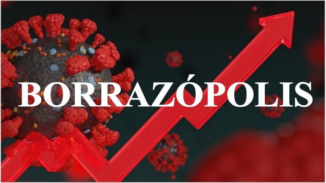 Borrazópolis aumentou significativamente os casos de Covid-19 em menos de 24 horas