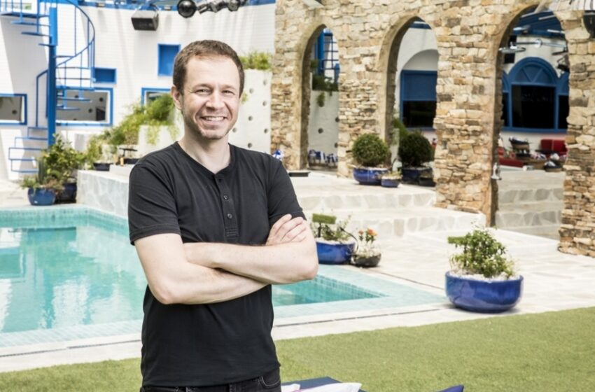 Após 15 anos, Tiago Leifert decide deixar a TV Globo
