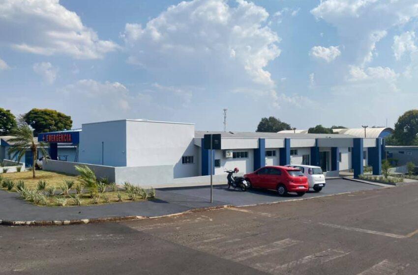 VÍDEO – Hospital Municipal de Faxinal voltou a funcionar nesta segunda