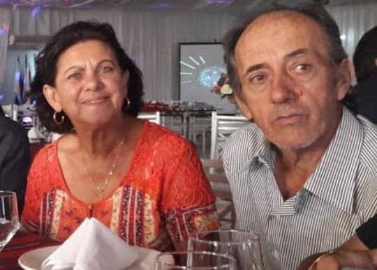 Tristeza com a morte do pioneiro Francisco Borelli em Borrazópolis