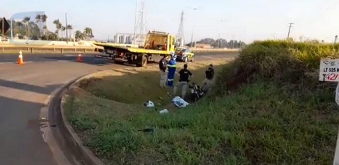 Jovem de 25 anos morre em grave acidente entre Arapongas e Apucarana