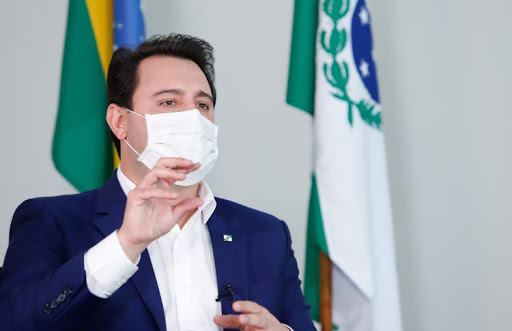 Governador Ratinho Júnior estará em Jandaia nesta sexta-feira