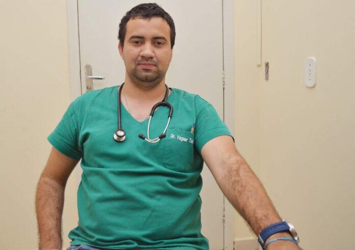 Com covid Dr. Vagner é internado na UTI em Londrina