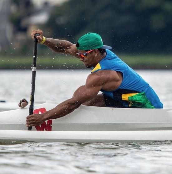 Apucaranense Giovane Vieira conquista medalha de prata