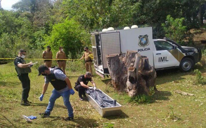 Homem foi encontrado morto próximo a Lago Jaboti em Apucarana