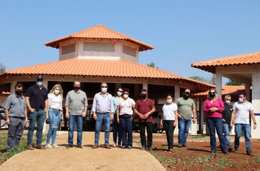 Prefeitura de Ivaiporã dará nome do vereador José Aparecido Peres à Escola Municipal do Alto Porã