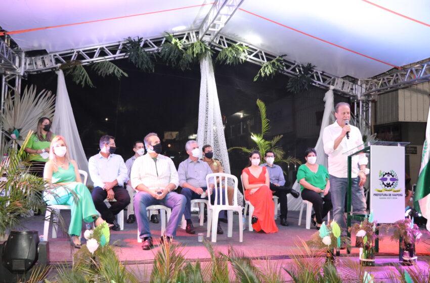 Prefeitura de Ivaiporã celebra Dia da Árvore apresentando Fragmentos da Mata Atlântica na Avenida Paraná