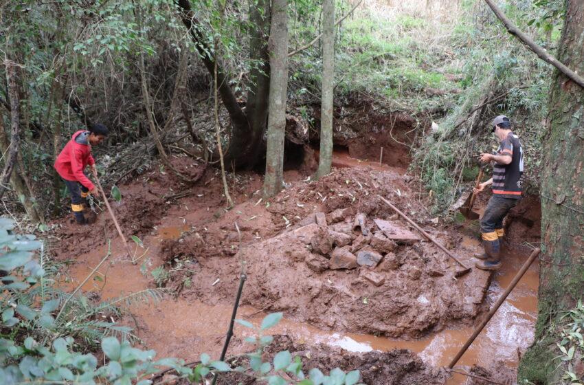 Ivaiporã finaliza revitalização das nascentes na Bacia Pindaúva e garante aumento de vazão e qualidade da água