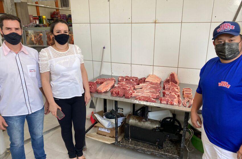 """Casa Valério conta agora com carnes nobres """"Irmãos Vicente"""""""