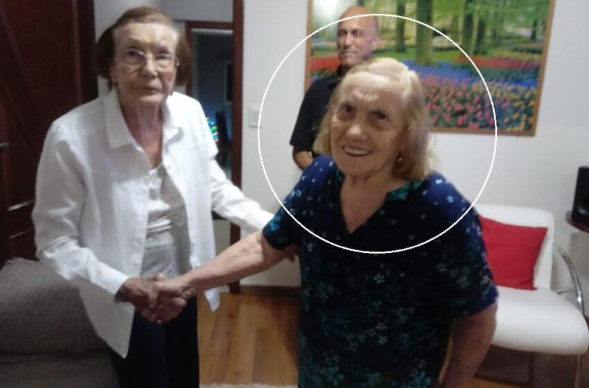 Falecimento da Dona Leonina Guerra, ex-moradora de Borrazópolis