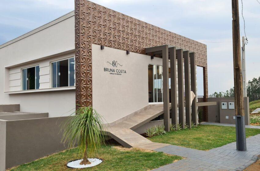 Brunna Costa Espaço da Beleza inaugura seu novo endereço em Grandes Rios