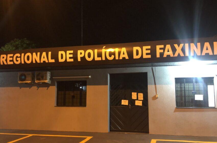 Policia Civil de Faxinal prende foragido acusado de tráfico