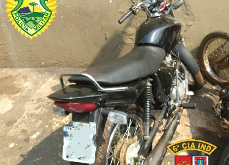 Homem é preso acusado de receptação de motocicleta em Ivaiporã